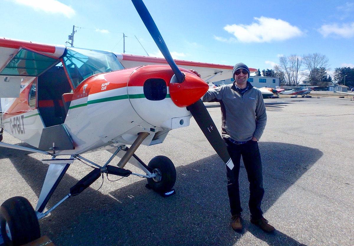 Ryan Abel AFA Pilot