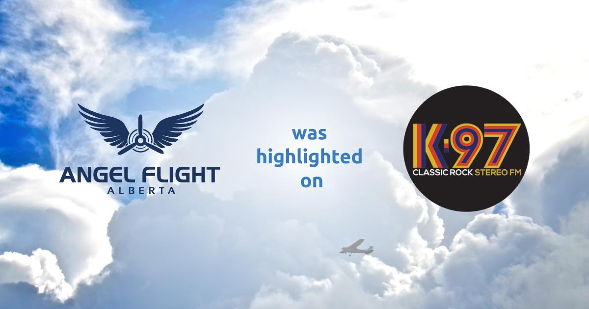 Angel Flight Alberta and K97